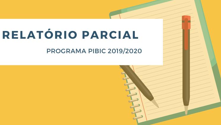 Orientações: Relatório Parcial PIBIC