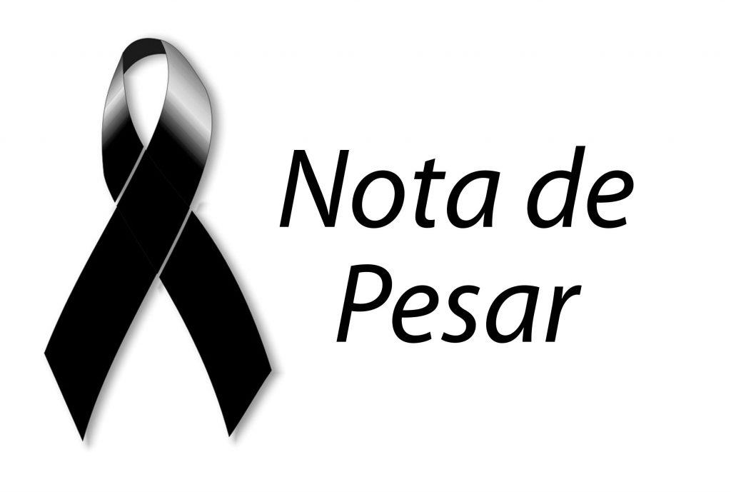 Nota de Pesar Prof. Dr. Marcelo Menin